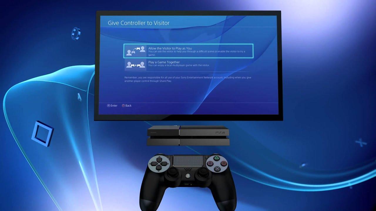 El nuevo vídeo muestra la innovadora función Share Play de PS4 en acción
