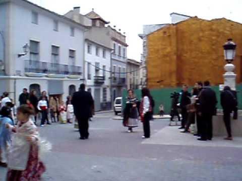 Les Danses de Bèlgida, l'eixida.