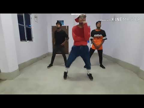 Mere Naseeb Mein (remix) |Hip- Hop Choreography | Maruti Nadan |