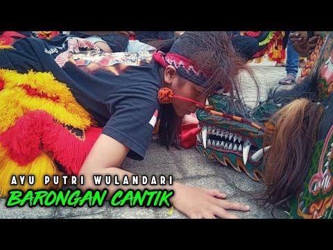 Download Ayu Putri Wulandari Si Pembarong Jaranan Cantik HD Mp4 3GP Video and MP3