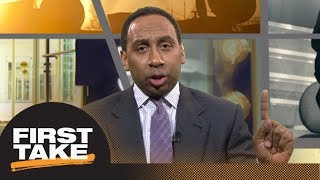 Stephen A. Smith rants about how badly Packers have treated Aaron Rodgers | First Take | ESPN