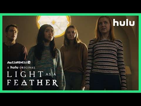 LIGHT AS A FEATHER: Season 2 NEW TRAILER | Watch season 2 now on Hulu!