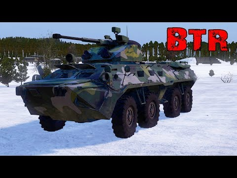 BTR Destruction! - DayZ Standalone EP51