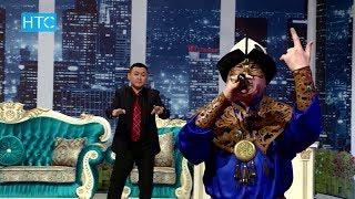 Борончу шоу №15 / Этно ырчы - акын Тата Улан / НТС – Кыргызстан