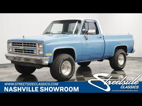 1985 Chevrolet K-10 (CC-1381848) for sale in Lavergne, Tennessee