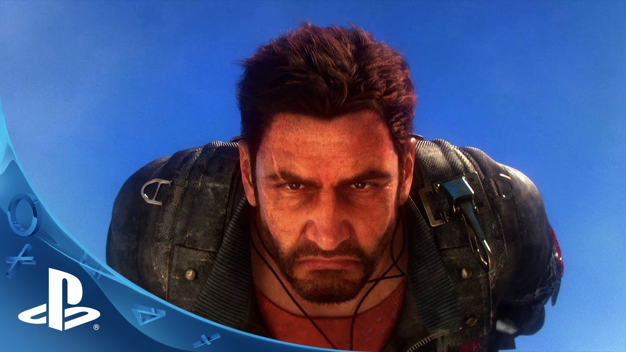 The First Just Cause 3 Trailer Is Out, and It's On Fire