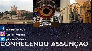 preview picture of video 'TOUR EM ASSUNÇÃO - EneaLife Travel'