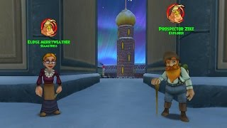 Wizard101: Where to Find the Polar Roses and Vanilla Ice in Polaris