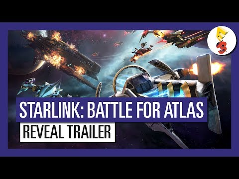 Trailer - StarLink : Battle for Atlas