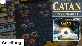 CATAN® Sternenfahrer - Anleitung und Beispielrunden