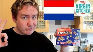 TASTING SOME DUTCH TREATS