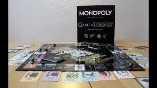 Game of Thrones Monopoly - Unboxing - Festa Verlag