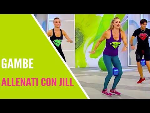 Jill Cooper Ginocchio snello! puntata 3°