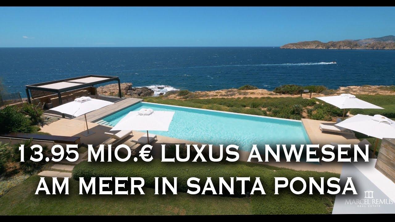 Villa in 1. Meereslinie in Santa Ponsa