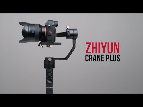 CRANE PLUS in 90 Seconds - Tutorial