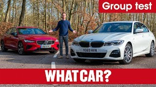 2020 BMW 3 Series 330e vs Volvo S60 T8 review –which is the best plug-in hybrid?   What Car?