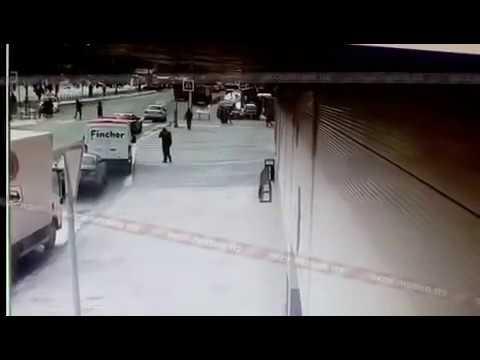 Ограбление инкассаторов с помощью нанотехнологий в Москве