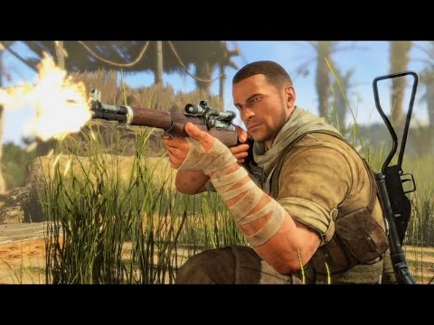 Sniper Elite 3 Ultimate Edition Trailer thumbnail