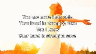 My Anchor - Christy Nockels (2015 New Worship Song with Lyrics)