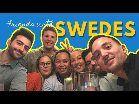 VLOG - What It's Like Having Swedish Friends