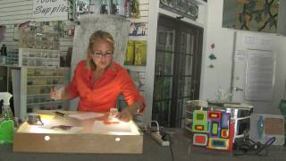 Stained Glass Art : How To Make Stained Glass
