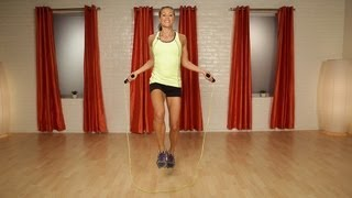 10-Minute Jump Rope Workout | Cardio Workout | Class FitSugar by POPSUGAR Fitness