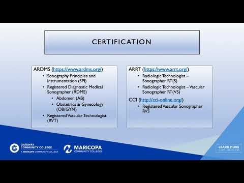 Medical Imaging & Cardiopulmonary Sciences Info Session - YouTube