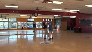 Dance FX Studios' Halloween Boo Bash Party 2014 Argentine Tango Dance Rehearsal