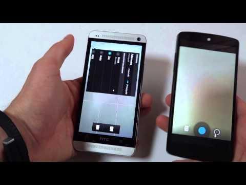 Foto Htc One Vs LG G2: Video confronto