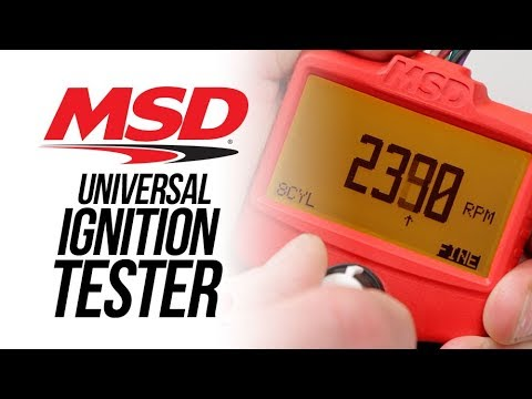 MSD Universal Ignition Tester
