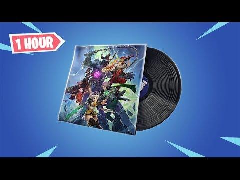 Fortnite - BATTLE BREAKERS MUSIC PACK (Battle Breakers Lobby Music)   1 HOUR