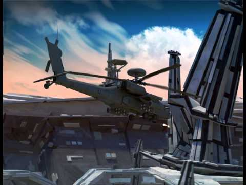 Video of CHAOS Combat Helicopter 3D