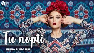 ELENA GHEORGHE   Tu Nopti (Official Audio)
