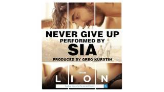 Sia - Never Give Up video