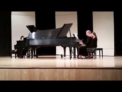 Shostakovich Concertino in A Minor for Two Pianos, Op. 94