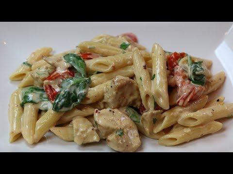Chicken Florentine Recipe – How to Make Chicken Florentine
