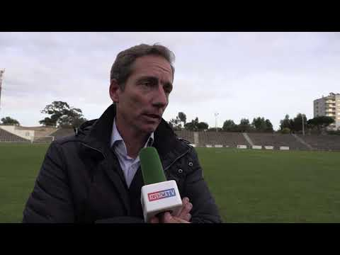 Fabril 0 - 2 FC Alverca - Flash Interview