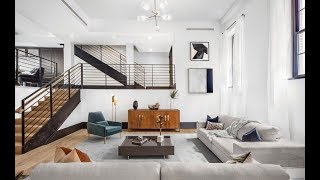 Dumbo Townhome - Modern Industrial