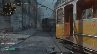 //Call of Duty WWII,Multijugador.//PS4