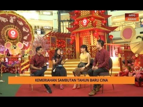 AWANI Pagi: Kemeriahan Sambutan Tahun Baru Cina