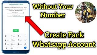 How To Create Fake Whatsapp Account Tamil | Create Fake Whatsapp Account | Part 1 | Tamil Edison