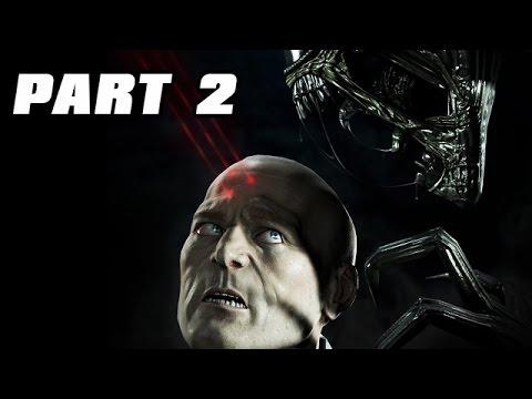 Alien vs Predator Walkthrough - 3 Deutsch #06 ENDE Predator Story