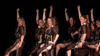 Mercedes Nieto & Nymph Oriental Dance Company: Saidi-shaabi