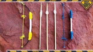 How To Make A Micro Long Bow