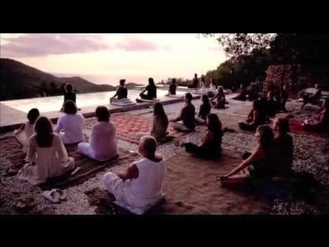 ELEA meditation and healing music - Live in Ibiza