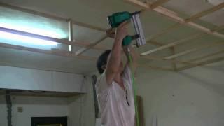 舊屋翻新全紀錄●木作天花板工程介紹