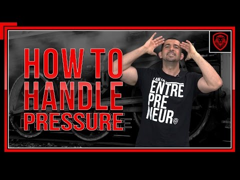 , title : 'How to Handle Pressure as an Entrepreneur