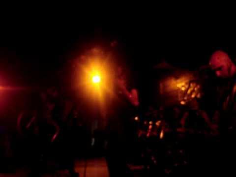 Blasphemer live at Ground Zero - Spartanburg S.C. 8-7-09