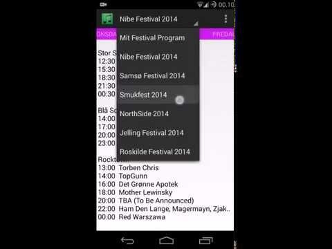 Video of Mit Festival Program