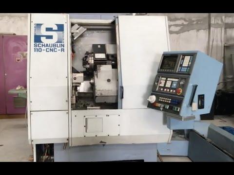 Schaublin CNC Turn Mill Center